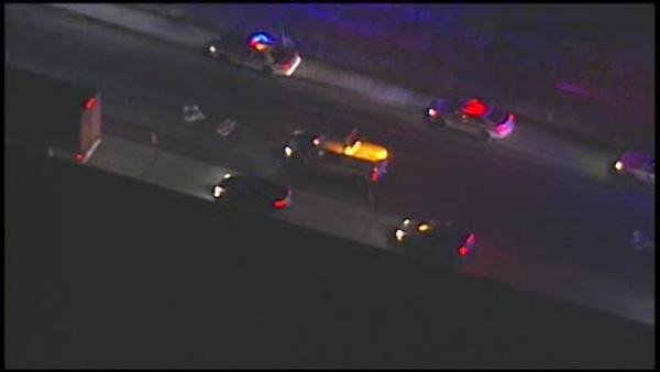 Pedestrian struck and killed on Pennsylvania Turnpike