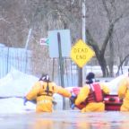 At least 2 killed as heavy floods hit the Midwest