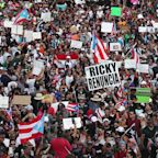 Protests in Puerto Rico, NYC Call for Governor Ricardo Rossell to Step Down Amid Controversy