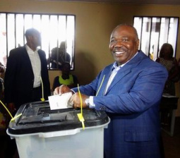 Bongo aims to extend 50-year family rule in Gabon election
