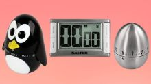 Best kitchen timers to keep your cooking on track