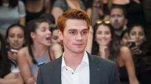 'Riverdale' star KJ Apa's car accident highlights the dangers of driving while drowsy