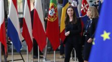 'We have work to do': World's youngest leader debuts at EU summit
