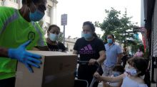U.S. records over 1,000 new coronavirus deaths for a second day in a row