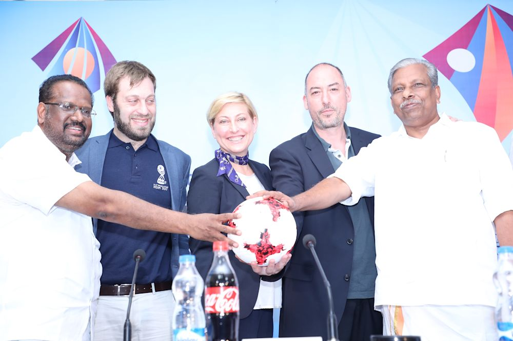 U17 World Cup: FIFA could shift matches from Kochi, says State Govt.