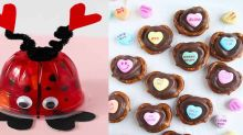 18 Valentine's Day Snacks the Kids Will Absolutely Love