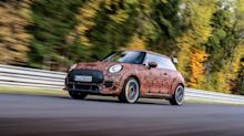 Mini says an electric John Cooper Works hot hatch is on the way