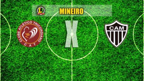 Contra o Atlético, Tricordiano busca sua primeira vitória no Mineiro
