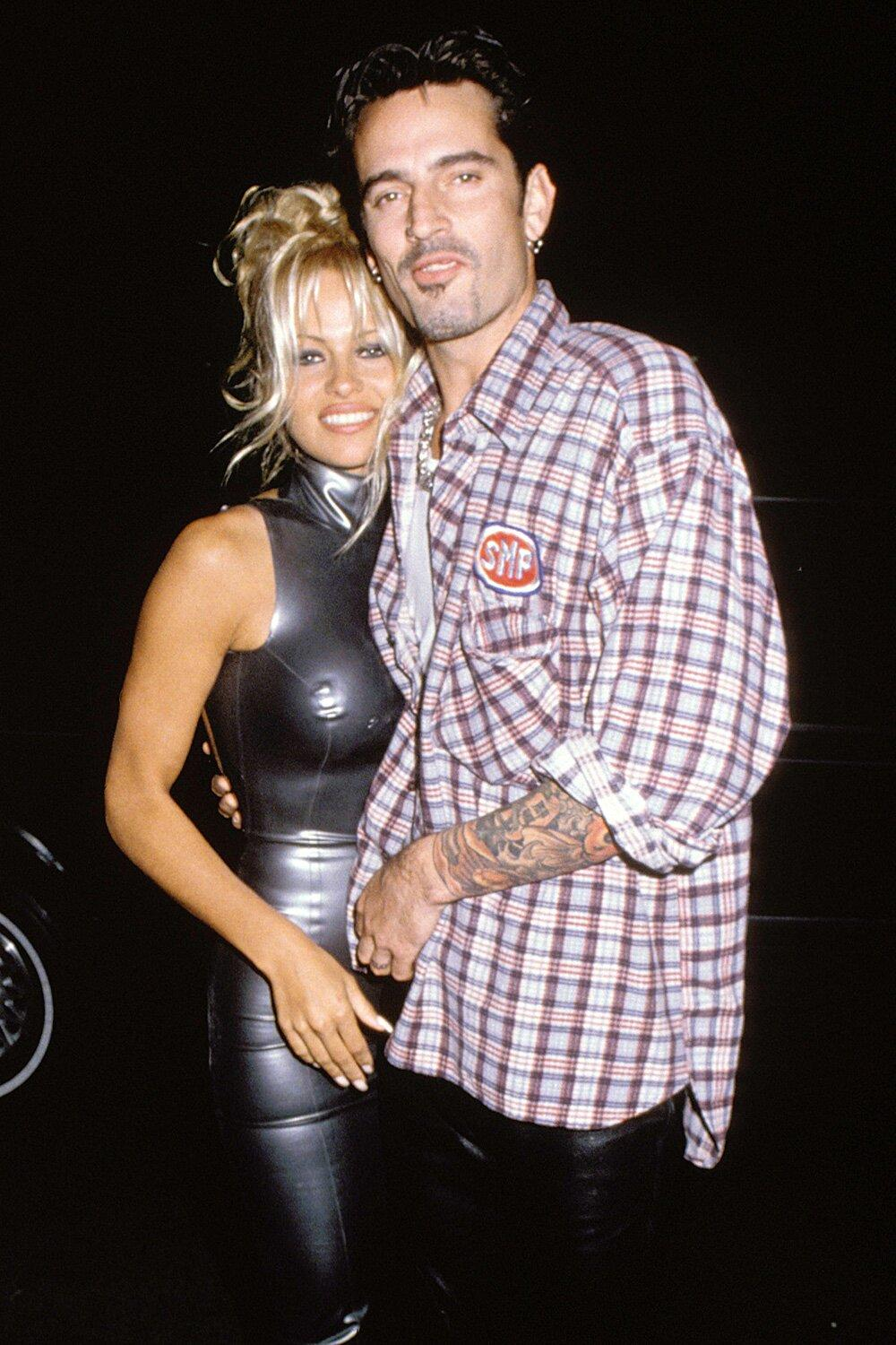 Pam anderson and tommy lee tape