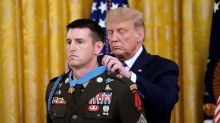 Delta Force soldier who helped save 75 in daring raid receives Medal of Honor