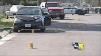 8-year-old girl recovering after drive by shooting