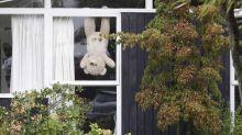 Story behind strange coronavirus trend appearing in New Zealand windows