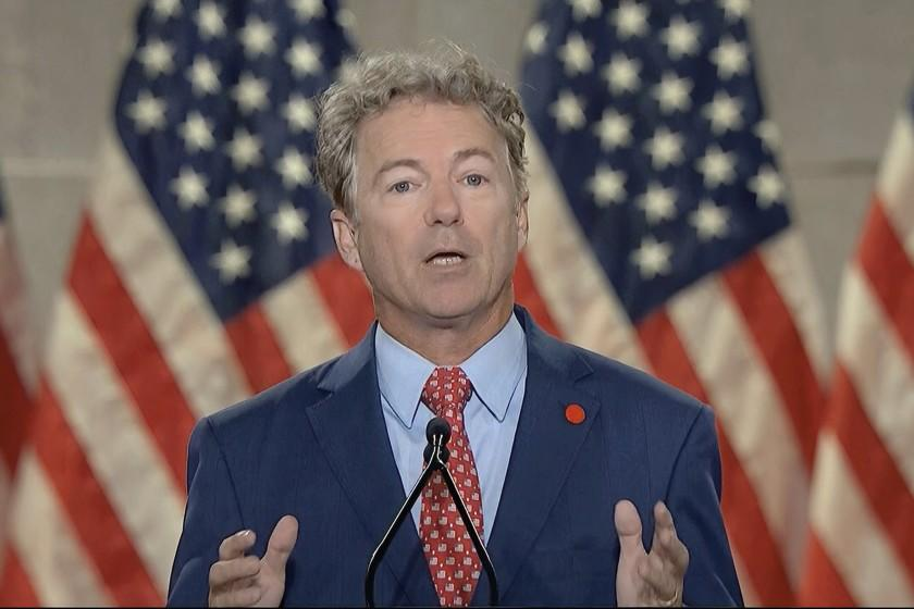 Senate Republicans overwhelmingly back effort to declare Trump impeachment trial illegal