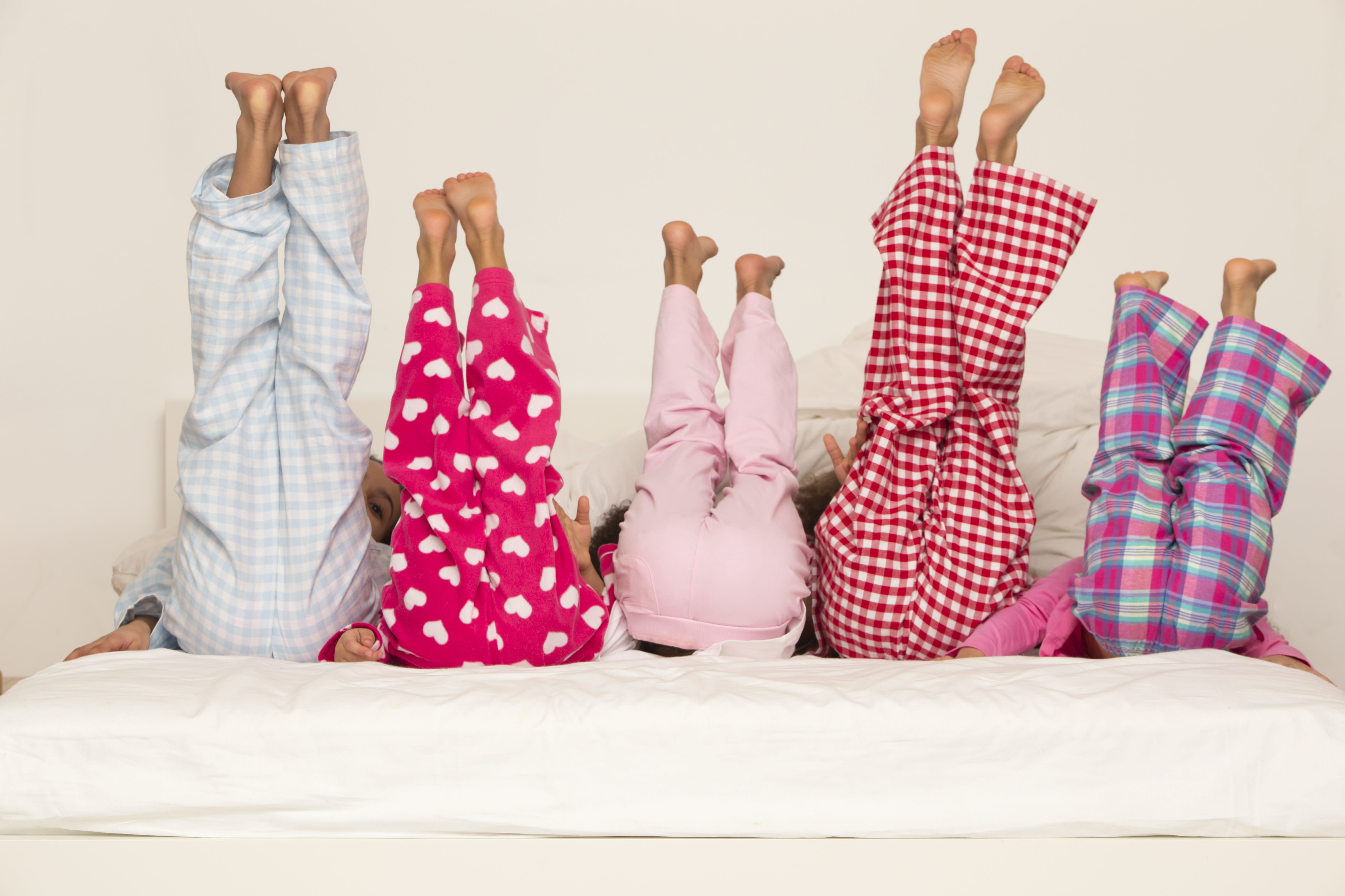 Woman sparks debate about how often to wash pyjamas