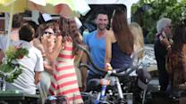 Adam Levine is Engaged to Victoria's Secret Angel Behati Prinsloo