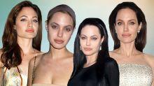 Red Carpet Flashback! Angelina Jolie