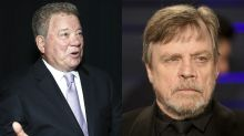 'Star Trek' symbol on Mars continues 'feud' between Mark Hamill and William Shatner