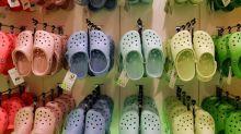 Crocs says it's closing manufacturing facilities; executive to resign