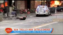 'Trolley man' wanted by police