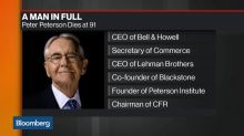 Remembering Pete Peterson and His Wall Street Legacy
