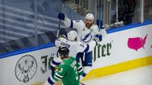 Stamkos scores in return as Lightning crush Stars 5-2