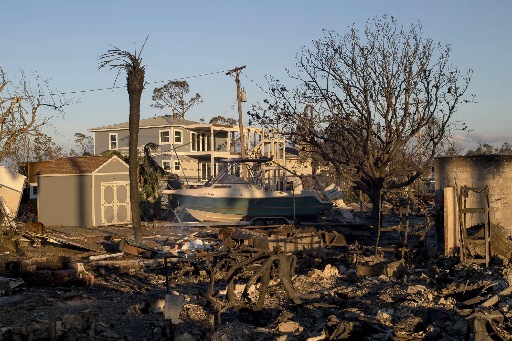 `Back-Loaded' Hurricane Season Bearing Down on U.S. Coast