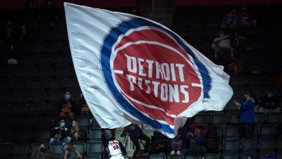 Draft lottery could be the spark Pistons need