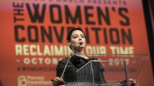 Rose McGowan Blasts 'Hollywood Fakery' Of Black-Dress Protest At Golden Globes