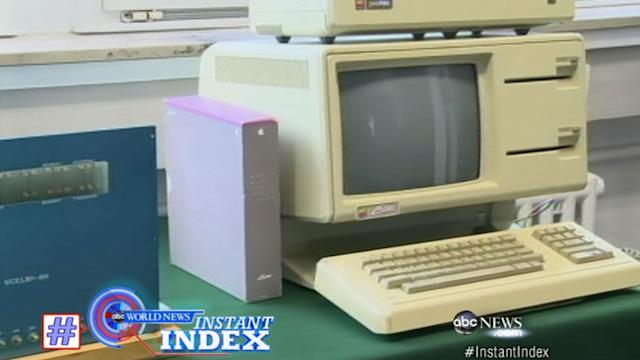 Instant Index: Original 'Apple One' Computer Sold at Auction