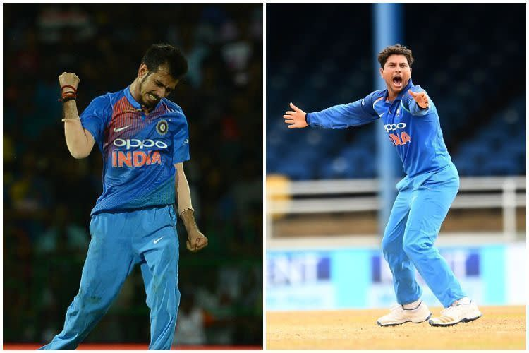 Yadav and Chahal took some very important wickets