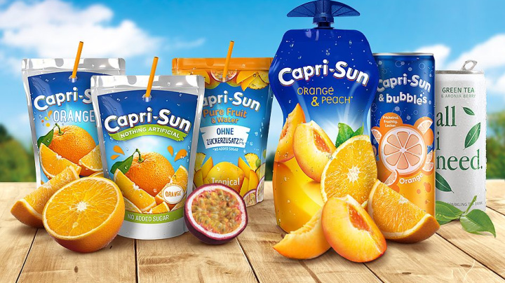 Begehrtes Plastik: Capri-Sun auf Ebay für bis zu 100 Euro gehandelt