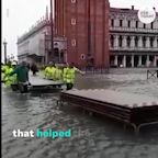 Venice mayor closes St. Mark's Square after second catastrophic floods
