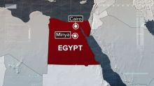 Gunmen attack bus carrying Egyptian Christians, leaving at least 26 dead