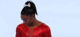 Simone Biles out of team finals, cites mental health