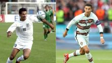Iran's 'King' Daei ready to be dethroned by Ronaldo