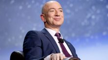 Jeff Bezos Boosts Fortune by $12 Billion in a Day on Amazon Surge