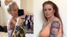 Jenna Jameson unpacks the mental battle of weight loss: 'I hated leaving the house'