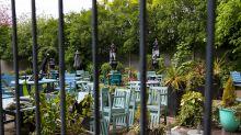 Coronavirus: Pub beer gardens and outdoor restaurants to reopen first