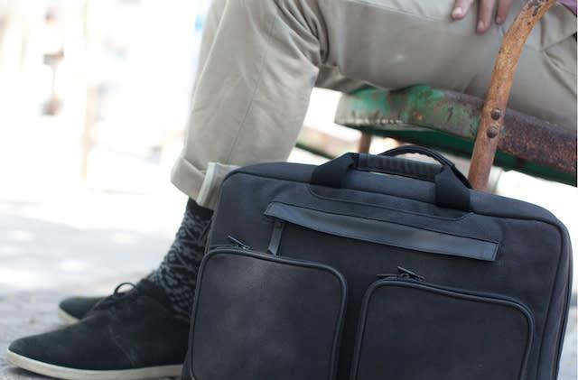 HEX Convertible Laptop Briefcase: A TUAW Video Review