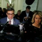 Justin Amash becomes first Republican to back Trump impeachment