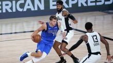 Did Marcus Morris try to re-injure Luka Doncic's ankle in Clippers-Mavs?