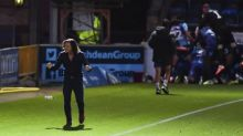 Gareth Ainsworth makes Wycombe unlikely Wembley headliners