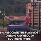 Majority of Southerners Now Feel That the Confederate Flag Is Racist