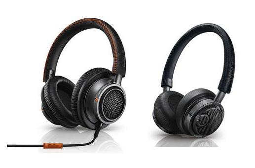 Philips launches two new sets of Fidelio headphones