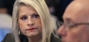 Friend of senator arrested in connection to her death