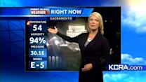 Northern California forecast 12.5.12