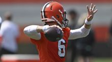 NFL player prop of the day: Baker Mayfield is more than a handoff specialist for Browns