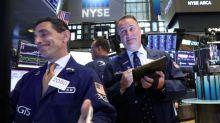 Stocks gain on Fed rate cut optimism; oil drops