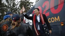 Andrew Yang qualifies for New Hampshire primary debate