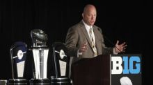 Purdue coach proposes running 2 football seasons in 2021